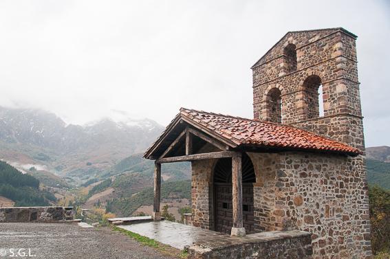 Ermita de San Miguel, Santo Toribio de Liebana. Cantabria