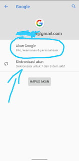 Cara Mengatasi Lupa Password Gmail Android
