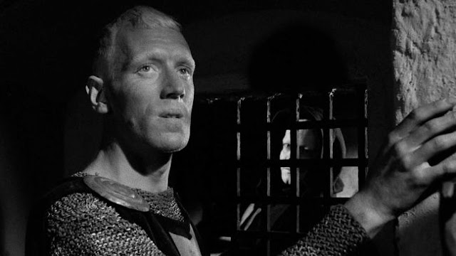 Max von Sydow in The Seventh Seal