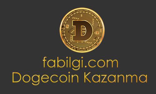 Bedava Dogecoin Kripto Para Kazandıran Site Tanıtım 2021 Yeni