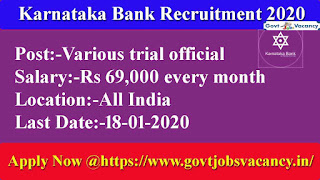 karnataka bank recruitment 2020 notification,  karnataka bank recruitment syllabus,  karnataka bank recruitment 2020 syllabus,  karnataka bank recruitment 2018-20,  karnataka bank recruitment 2020 vacancy,  karnataka bank recruitment 2020,  karnataka bank recruitment 2020 apply online,  karnataka bank po recruitment 2020