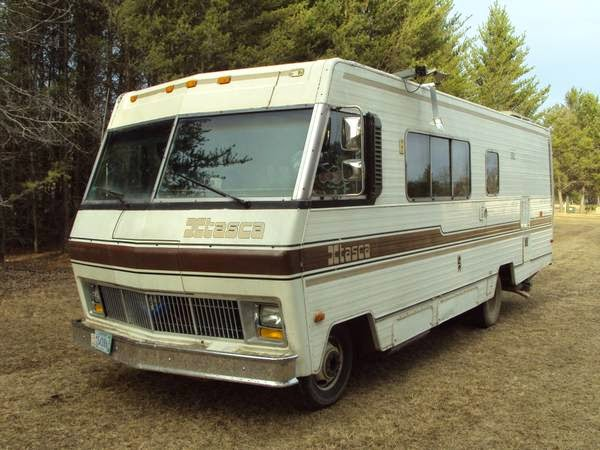 Motorhomes For Sale By Owner >> Used RVs Part Only, 1982 Winnebago Itasca Sun-Cruiser ...