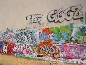 Graffiti Style Arten