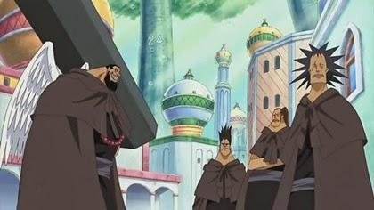 กลุ่มโจรสลัดนักบวชปีศาจ (Fallen Monk Pirates)