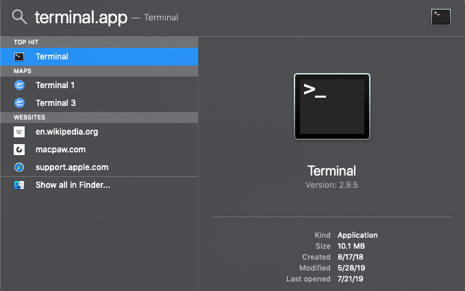 DIY: Hide The Mac Desktop