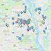 Кияни створили «кримінальну» карту столиці