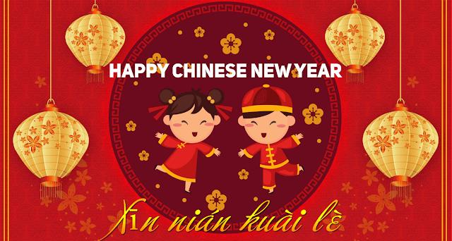 Ucapan Selamat Tahun Baru Imlek Bahasa Mandarin dan Artinya