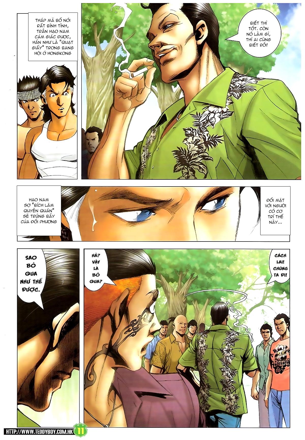 Người Trong Giang Hồ - Chapter 1395: Phiên bản Đại Phi - Pic 8