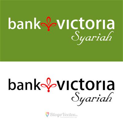 Bank Victoria Syariah Logo Vector