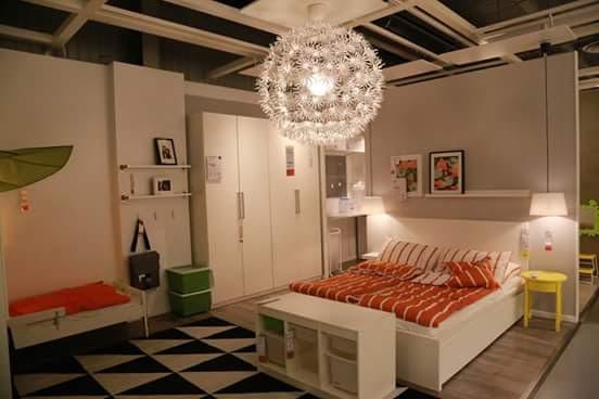 Idea Deko Dari Ikea Bilik Tidur