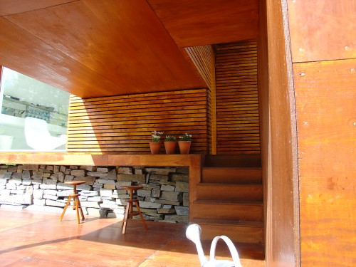 Casas Modulares Y Prefabricadas De Diseno Casa De Verano Con Cubos