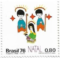 Selo Maria e o Menino Jesus