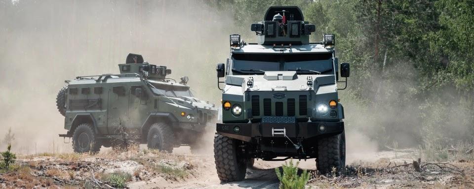 Афганістан зацікавився українською бронетехнікою