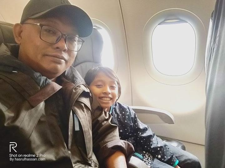 Cuti ke Medan Naik Air Asia