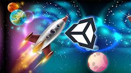 Unity Space Shooter Game Development tutorial using #Chnaitechghana