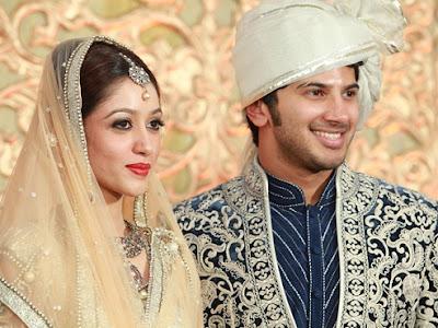 Dulquer-Salmaan-wife-Amal-Sufiya