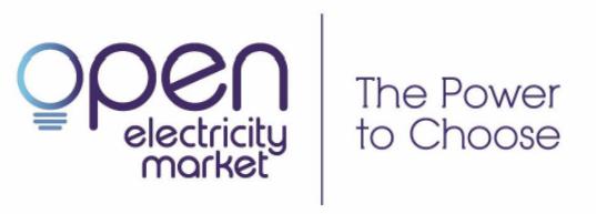 Open Electricity Market Personal Portfolio