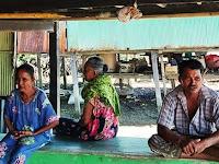 Miris, 157 jiwa di Kampung Bohe Marang Tak Punya Masjid dan Fasum Lainnya
