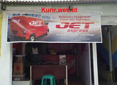 Agen JET Express Di Jakarta Selatan