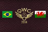 Brasile v Galles