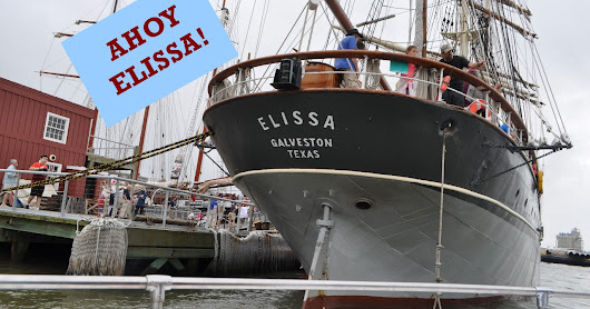 Tall Ships Galveston – Elissa