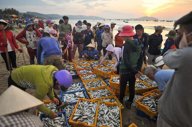MUI NE FISHING VILLAGE