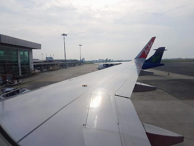 【航空体验】亚航 AirAsia A320 吉隆坡KUL往返砂劳越古晋KCH  航班被取消并非坏事!