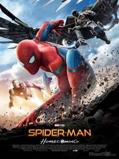 Spider Man Homecoming , 2017 , Movie , HD, MARVEL STUDIO ,Action, Adventure, Science Fiction