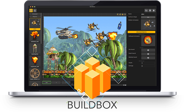 BuildBox Game Maker 2.2.8 Build 1360 Free Download