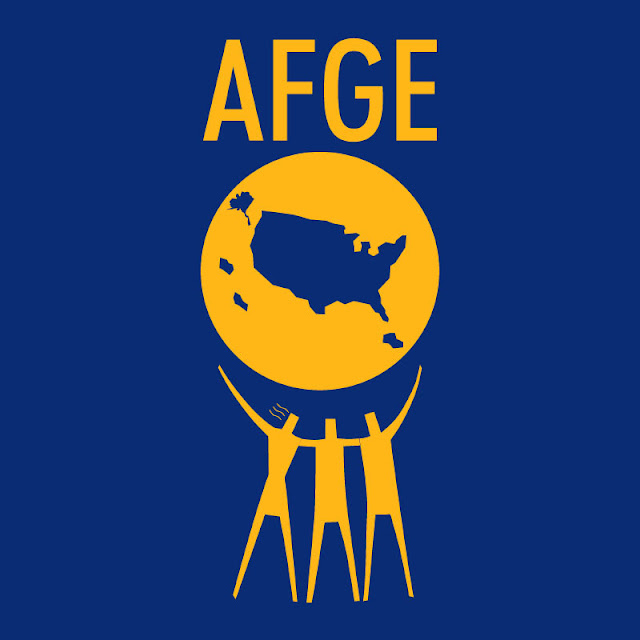 AFGE (American Federation of Government Employees) logo