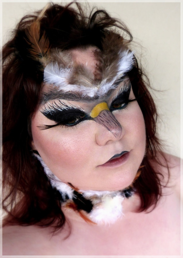 Hippogreif Makeup-Look