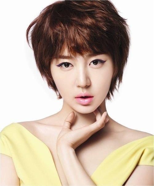 INTIP ArtiKel: Contoh Trand Gaya Rambut Artis Korea