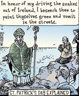 st patricks day jokes 2018