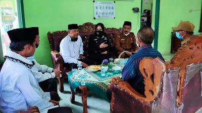 Rezka Oktoberia Tampung Aspirasi Pesantren Al-Makmur Situjuah Tungkar