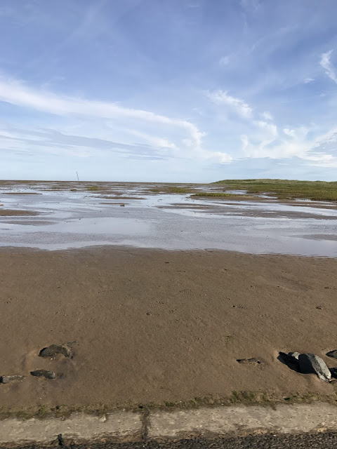 Exploring the Holy Island of Lindisfarne The causeway