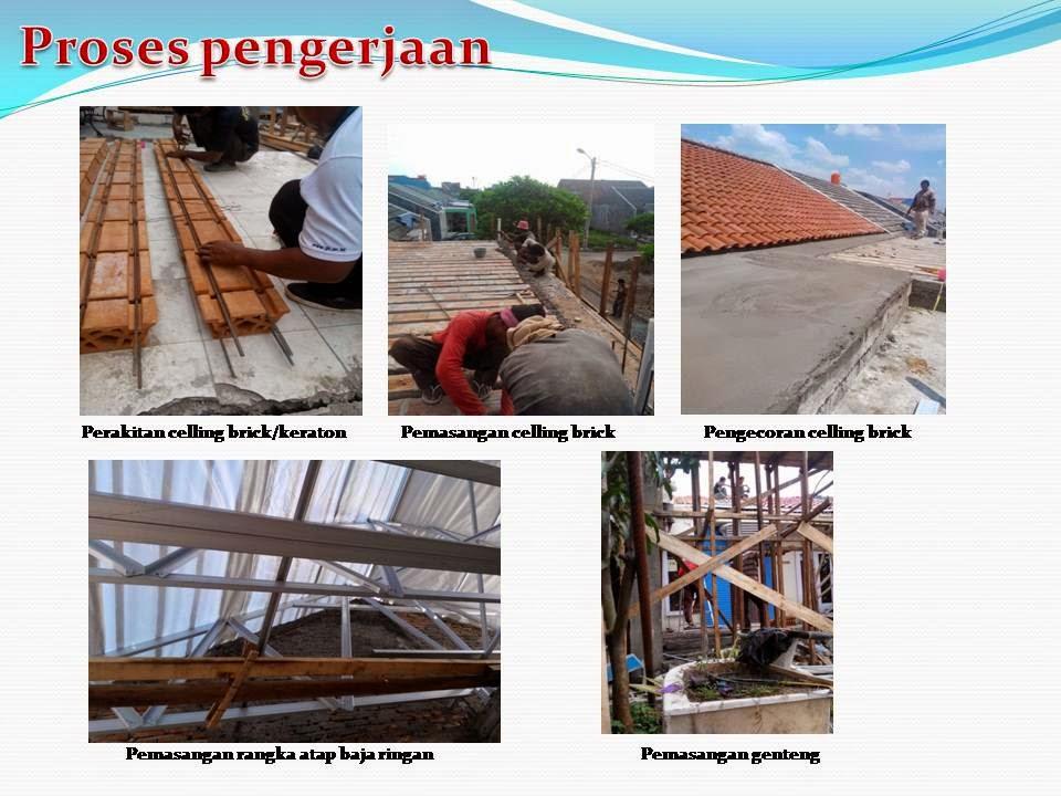jasa pasang baja ringan karawang sangkarmas property project renovasi rumah tinggal di galuhmas