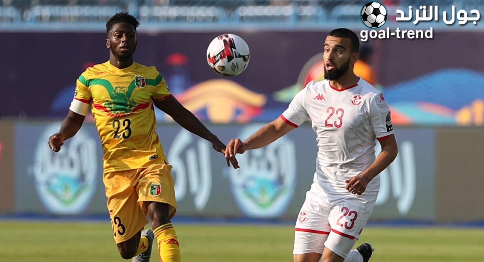 نتيجة مواجهة تونس وموريتانيا في كأس امم افريقيا