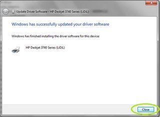 Cara Inslall Driver Printer HP Deskjet 3744 Online Di Windows 7