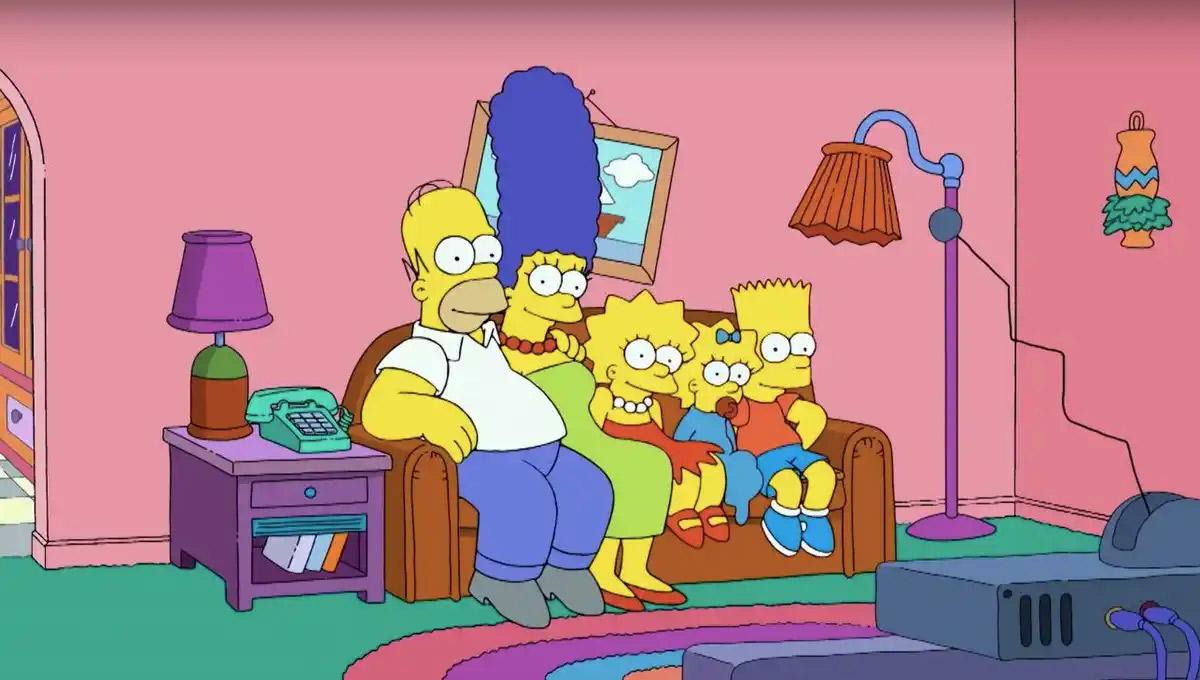 Comediante recria abertura de Os Simpsons usando apenas cenas de banco de imagens