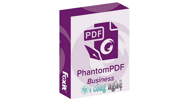 تحميل برنامج Foxit PhantomPDF Business 10 كامل مع التفعيل
