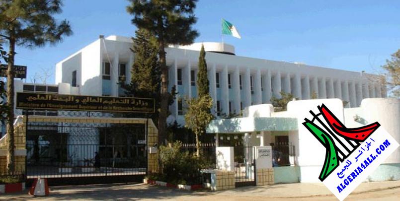 الجامعة الجزائرية