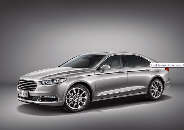 2016 Ford Taurus CN-Version
