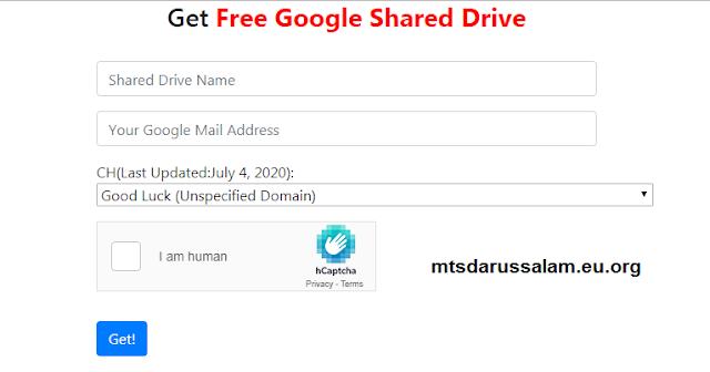 Cara Gratis 15 Gb Ruang Penyimpanan Di Google Drive menjadi Unlimited