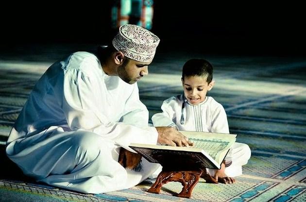 Tips Mengasuh Anak Agar Dekat dengan Al-Quran