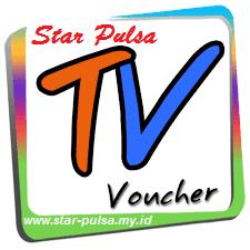 VOUCHER TV STAR PULSA