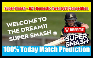 Who will win Today Super Smash T20, 6th Match CD vs WEL - Cricfrog