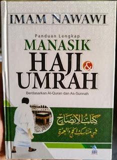 Sholawat Agung Imam Nawawi Dibaca Saat Umroh dan Haji