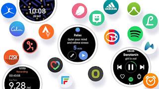 سامسونج تكشف عن ساعتها الجديدة المتوافقة مع برنامجOne UI خلال MWC 2021