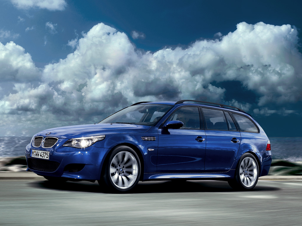 The BMW M5 Touring Wallpapers for PC ~ BMW Automobiles