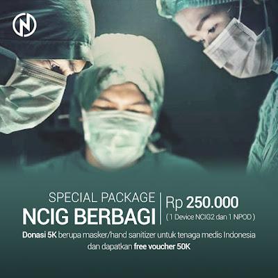 NCIG Berbagi
